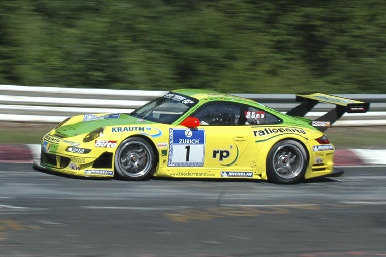 24 Hrs de Nürburgring 158 vehículos