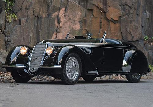 Alfa Romeo 8C 2900B Lungo Spider 1939