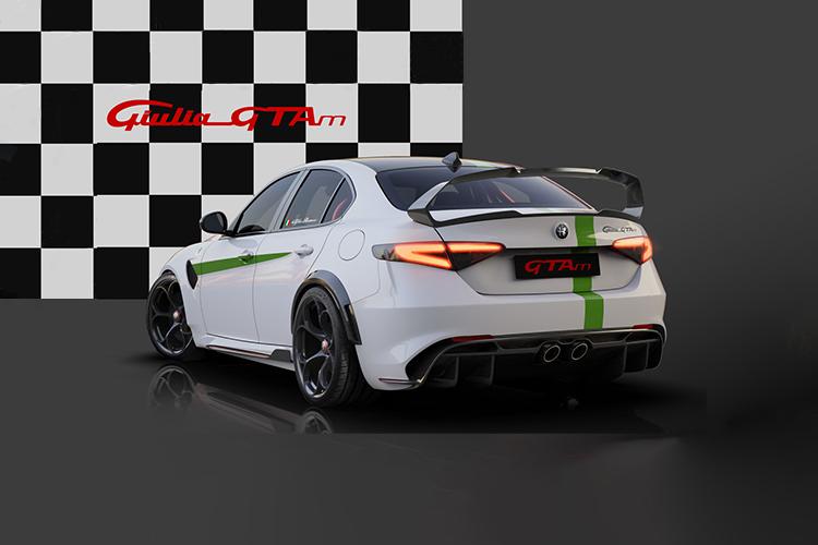 Alfa Romeo GTA y GTAm motor