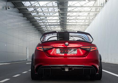 Alfa Romeo GTA y GTAm potenci