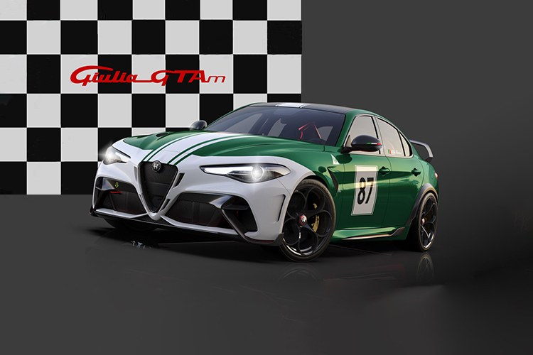 Alfa Romeo GTA y GTAm tecnologia