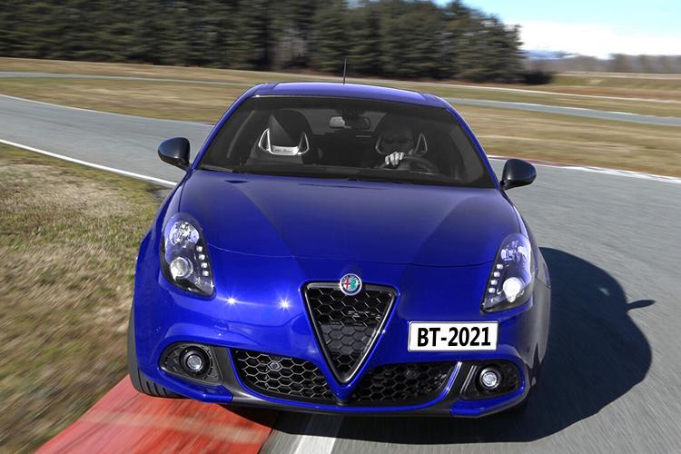 Alfa Romeo Giulietta 110 Edizione edición especial equipamiento