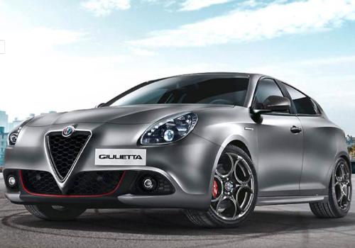 Alfa Romeo giulietta 2019 en color gris