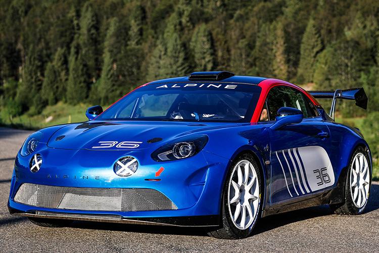 Alpine A110 Rally mas de 300 cv