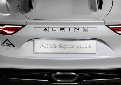 Alpine A110 SportsX modelos alpine