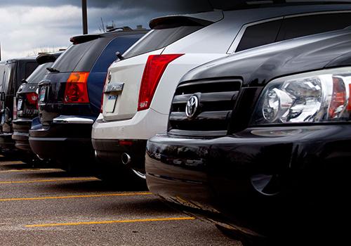 sin violencia estacionamientos