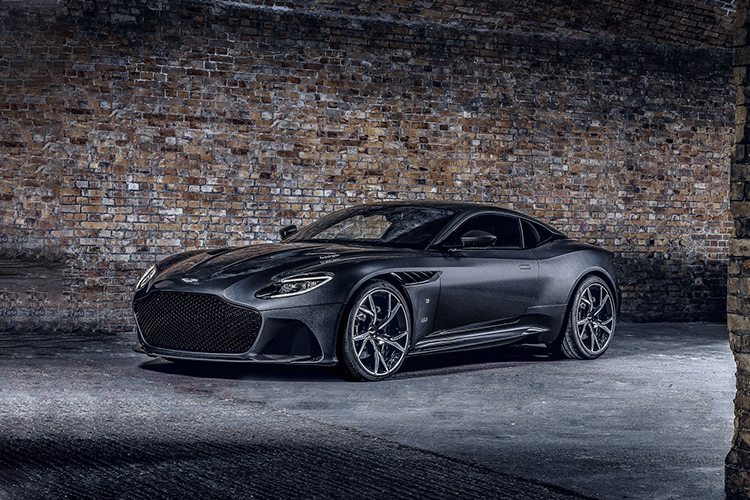 Aston Martin DBS Superleggera 007 Edition disponibilidad diseño