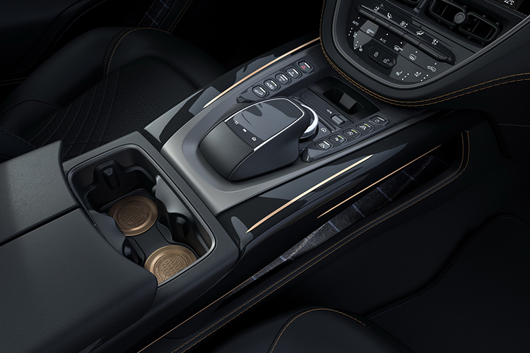 Aston Martin DBX Bowmore Edition edición especial diseño específico
