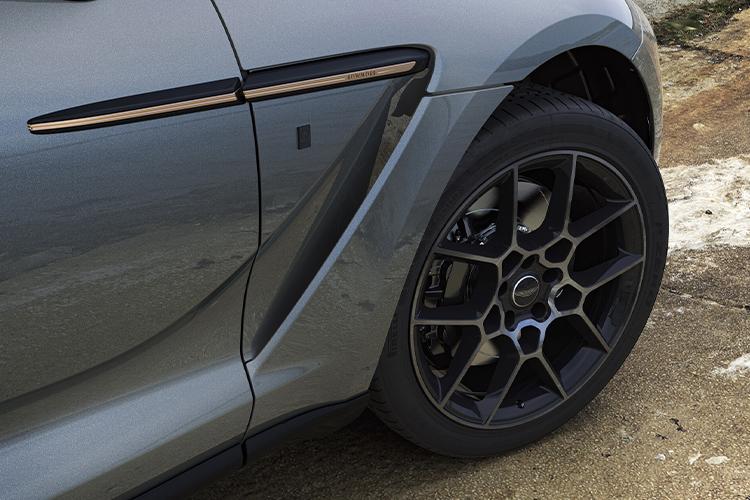 Aston Martin DBX Bowmore Edition edición especial solo 18 unidades
