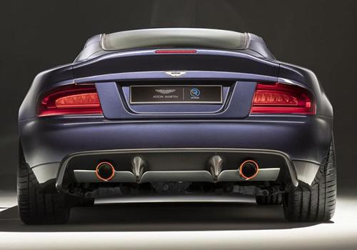 Aston Martin Vanquish 25 llantas de 22 pulgadas