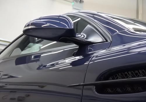 Aston Martin Vanquish 25 modificado