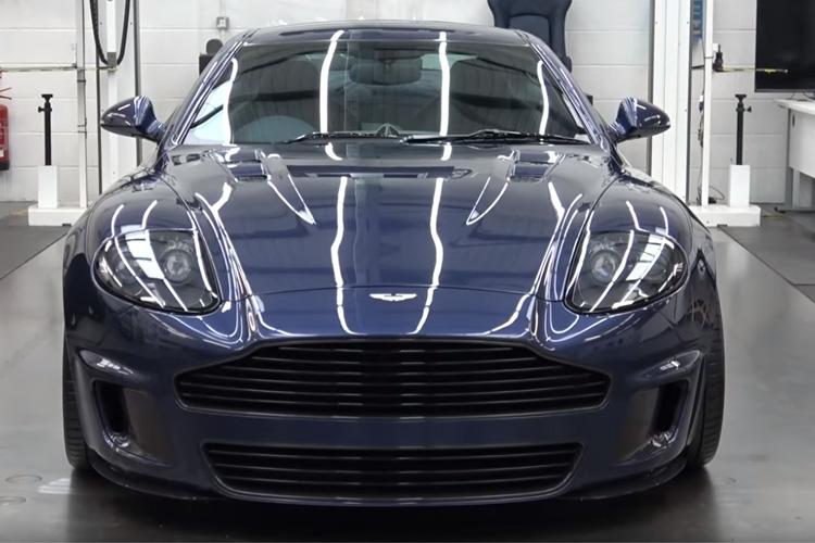 Aston Martin Vanquish Primera Generación