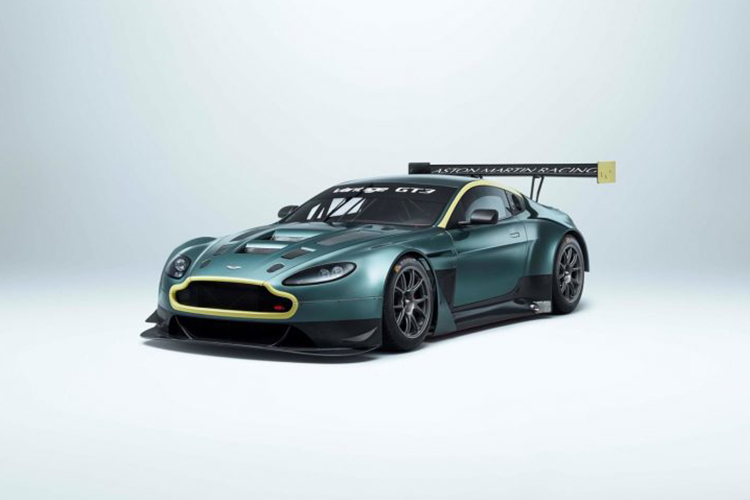 Aston Martin Vantage Legacy Collection carrocería