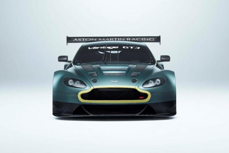 Aston Martin Vantage Legacy Collection, color disponible
