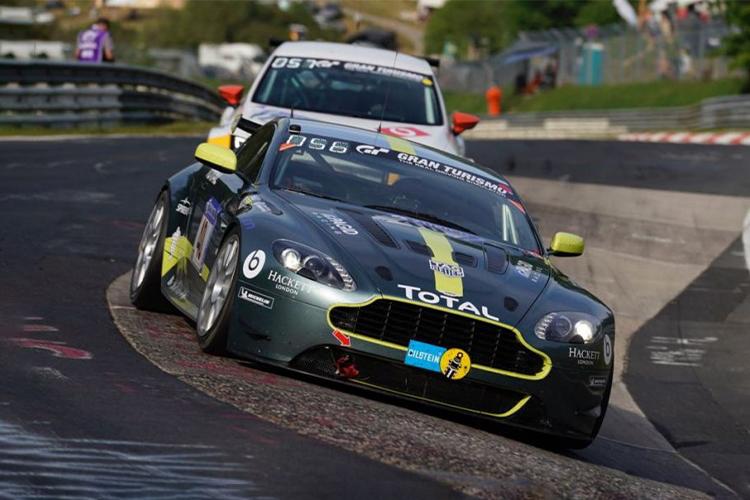 Aston Martin Vantage Legacy Collection diseñados para circuito