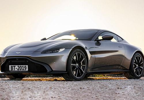 Aston Martin Vantage Roadster primeras imagenes cambios estéticos