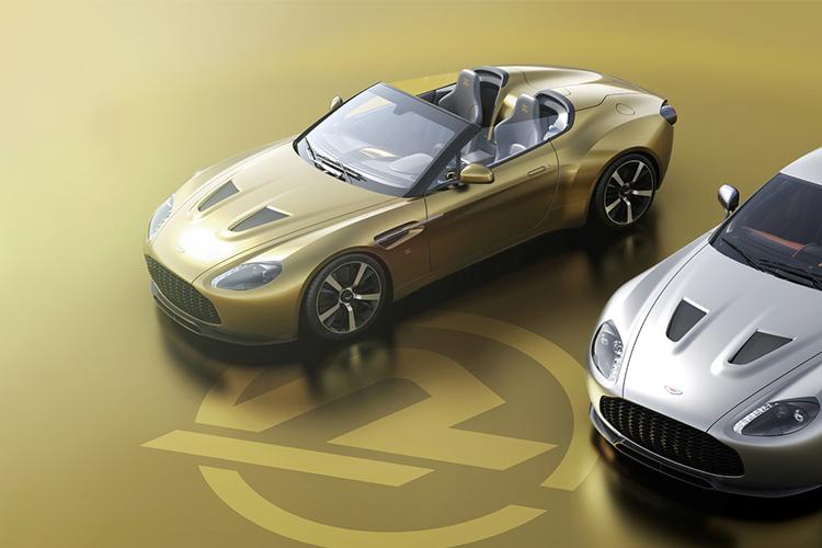Aston Martin Vantage V12 Heritage Twins edición especial