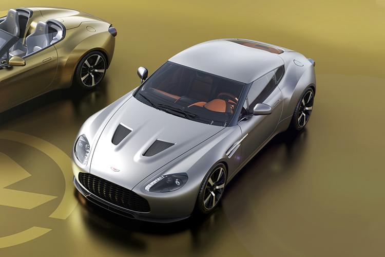 Aston Martin Vantage V12 Heritage Twins speedster