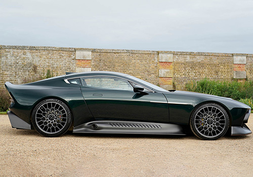Aston Martin Victor one-off basado en el One-77