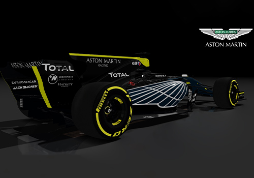 regresa a F1 tras 60 años fuera - motor diseño tecnología