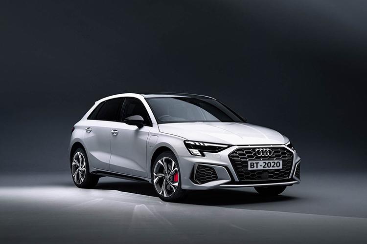 Audi A3 Sportback 45 TFSIe híbrido, rendimiento tecnología