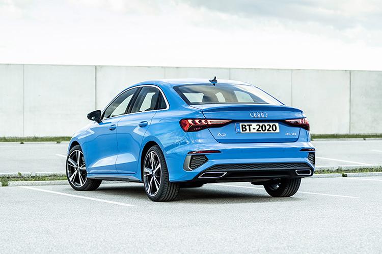 Audi A3 sedán 2021 nueva generación llega a México opciones de motor