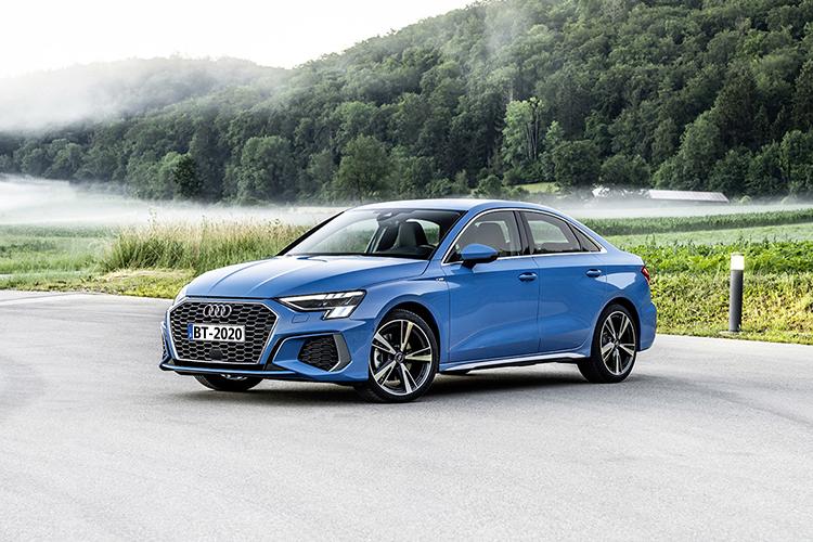 Audi A3 sedán 2021 nueva generación llega a México tecnología