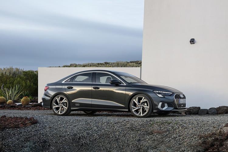 Audi A3 sedán carrocería mas largo