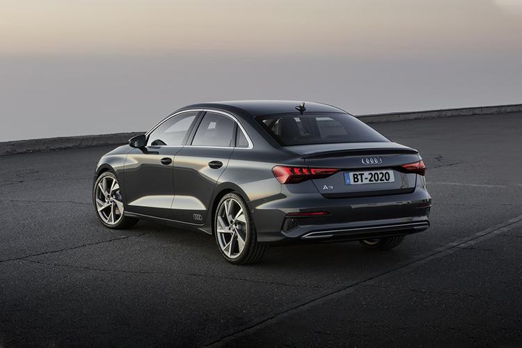 Audi A3 sedán opciones de motor