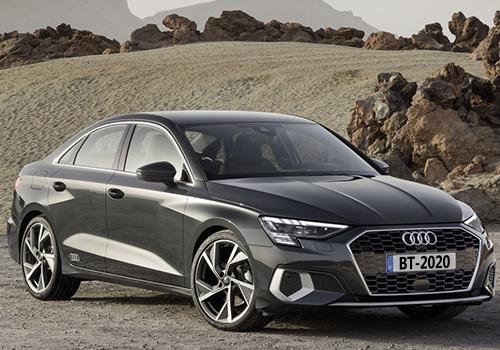 Audi A3 sedán tecnología innovaciones