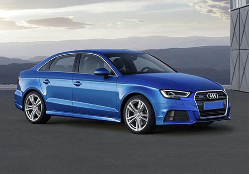 Audi A3 sedán 2020 descuentos