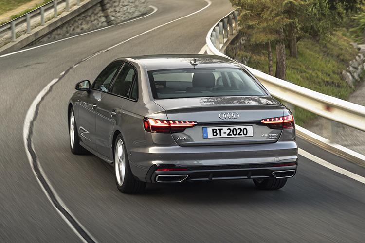 Audi A4 en México estrena variantes desempeño