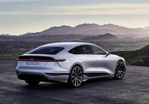 concept car totalmente eléctrico diseño