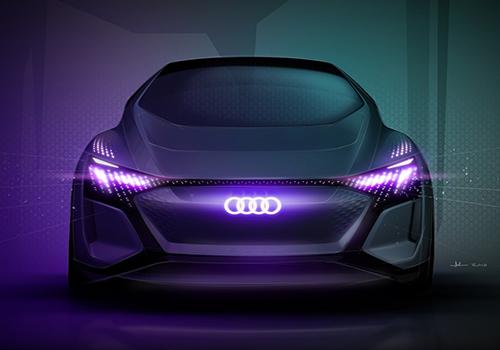 Audi AI:ME carrocería diseño
