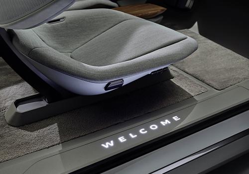 Audi AI:ME espacio para el ocio o el trabajo