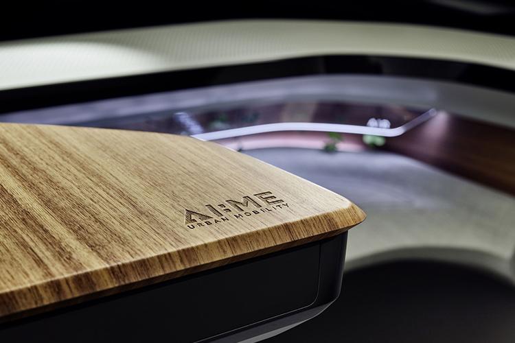 Audi AI:ME modelo maxima tecnologia