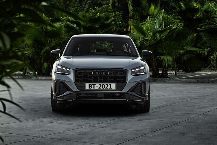 Audi Q2 2021 variantes en México carrocería innovaciones