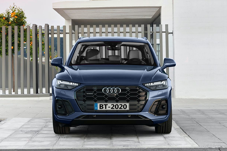 Audi Q5 2021 hibrido enchufable