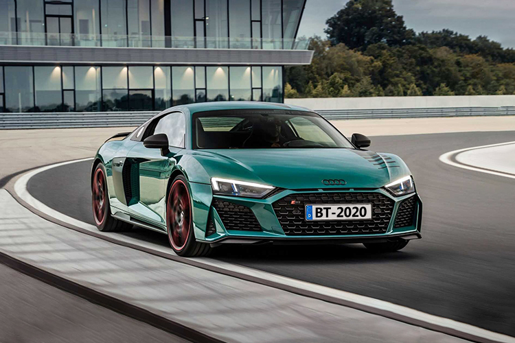 Audi R8 Green Hell Edition edición especial