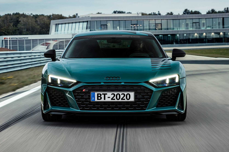 Audi R8 Green Hell Edition solo 50 unidades