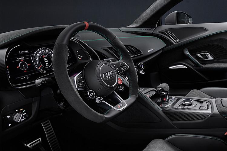 Audi R8 Green Hell llegan 6 unidades a México biplaza deportivo desempeño