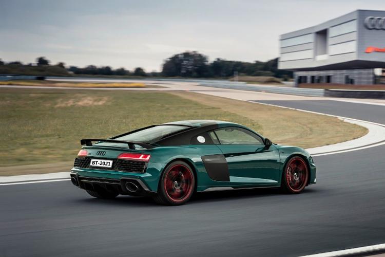 Audi R8 Green Hell llegan 6 unidades a México precio biplaza deportivo potencia