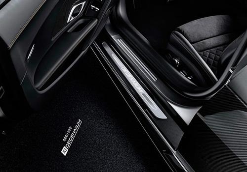 Audi R8 V10 Decennium carroceria motor proyeccion