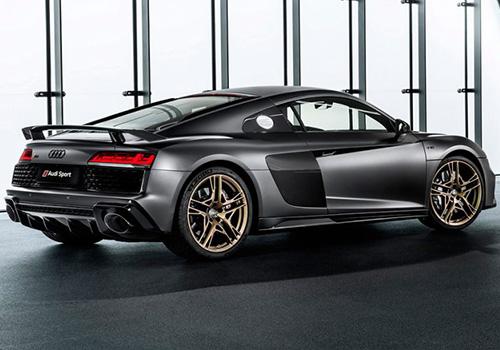 Audi R8 V10 Decennium edicion limitada