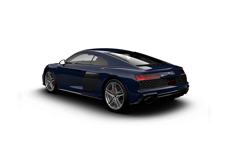Audi R8 V10 Limited Edition 3 colores exclusivos