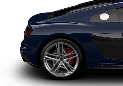 Audi R8 V10 Limited Edition edición especial solo 30 unidades