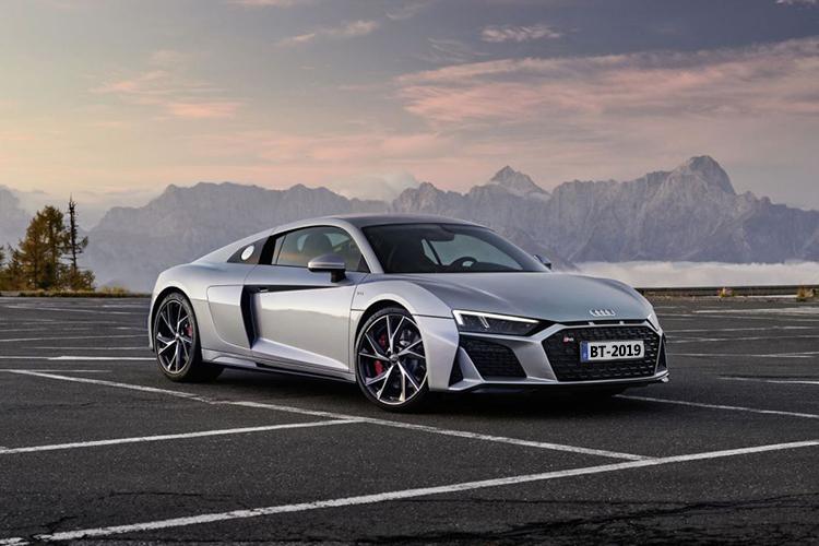 Audi R8 V10 RWD modelos 2020