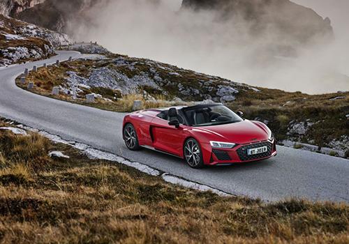 Audi R8 V10 RWD nuevos modelos