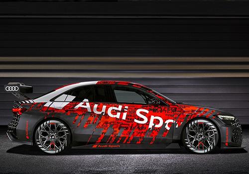 coche de competición tecnología seguridad motor modelo