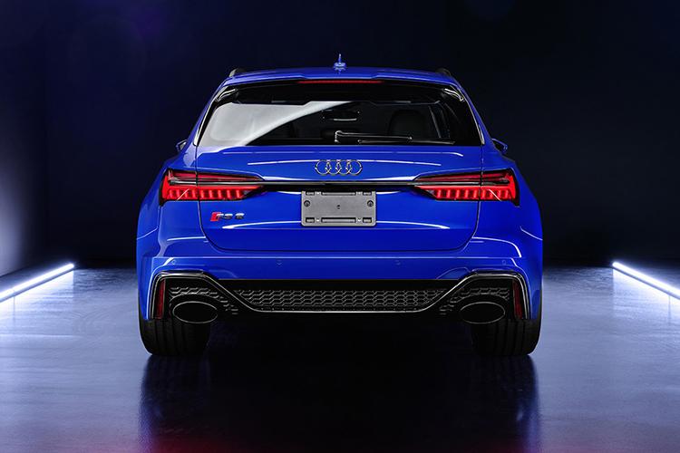 Audi RS 6 Avant Tribute Edition carrocería